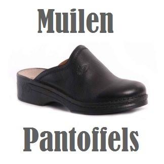 Muilen en pantoffels